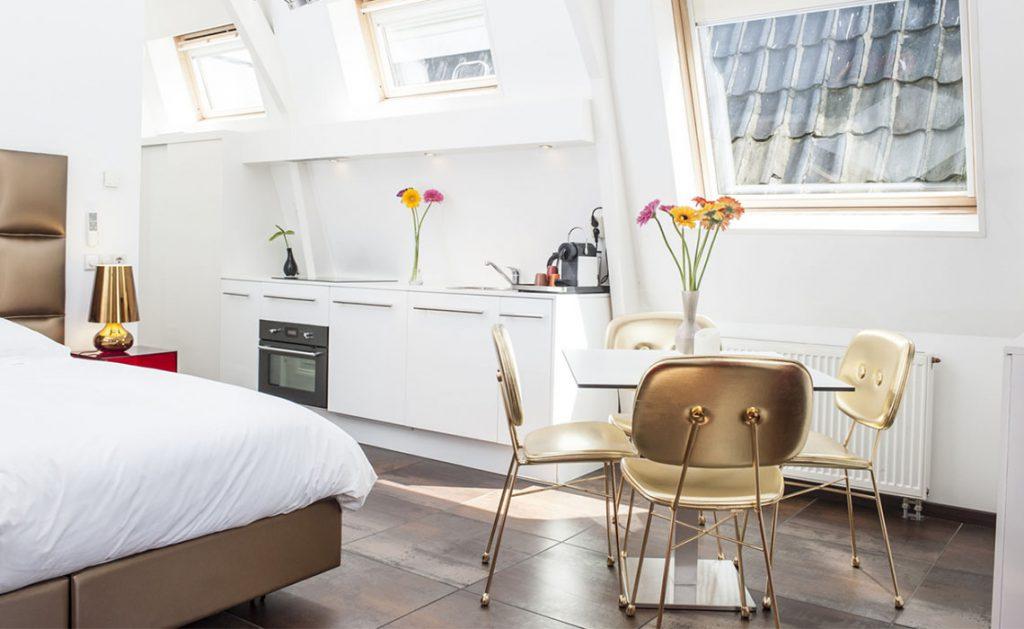 Amstel Corner Dukes Suite