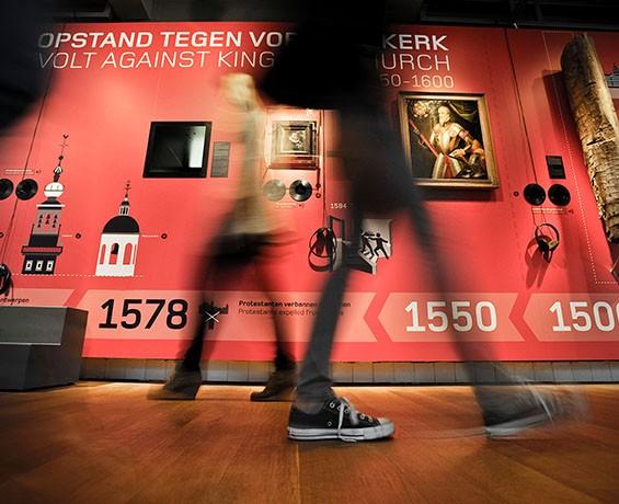 Amsterdam Museum Amsterdam DNA