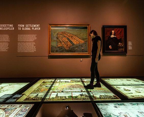 Amsterdam Museum Wereld - Stad