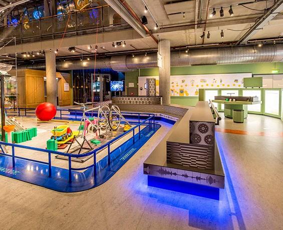 NEMO Amsterdam Wonderlijke Wetenschap