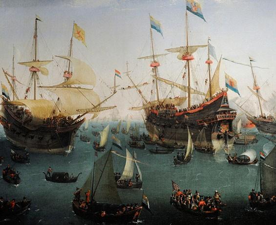 Scheepvaart Museum Gouden Eeuw