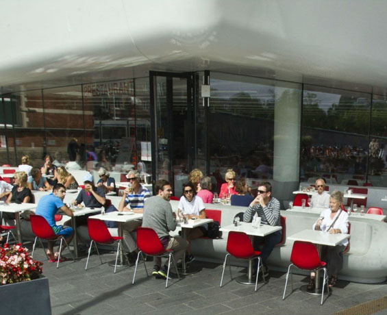 Stedelijk Museum TEN good food café